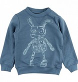 Small Rags Small Rags sweater aegean blue maat 68