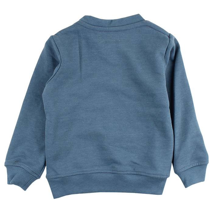 Small Rags Small Rags sweater aegean blue