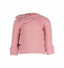 nOeser nOeser Floor sweater bow fairy pink
