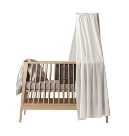 Leander Leander Linea canopy stof White