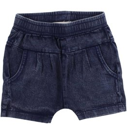 Small Rags Small Rags shortje indigo blue maat 62