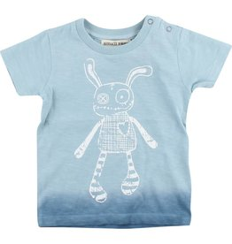 Small Rags Small Rags t-shirt cloud blue