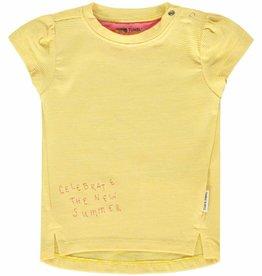Tumble 'n Dry Tumble 'n dry Bolivia t-shirt corn yellow