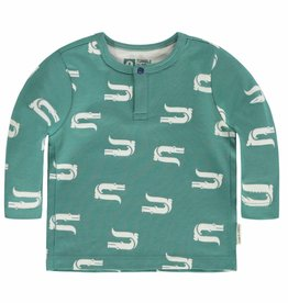 Tumble 'n Dry Tumble 'n dry Sill t-shirt jungle green maat 62