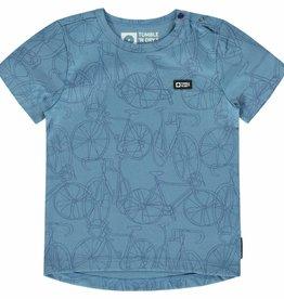 Tumble 'n Dry Tumble 'n dry Naret t-shirt blue heaven maat 68