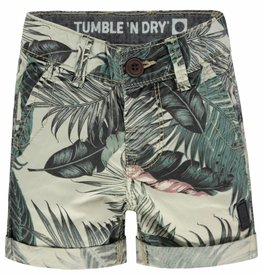 Tumble 'n Dry Tumble 'n dry Ning shortje jungle green maat 74