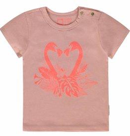 Tumble 'n Dry Tumble 'n dry Patti t-shirt crepe pink maat 86