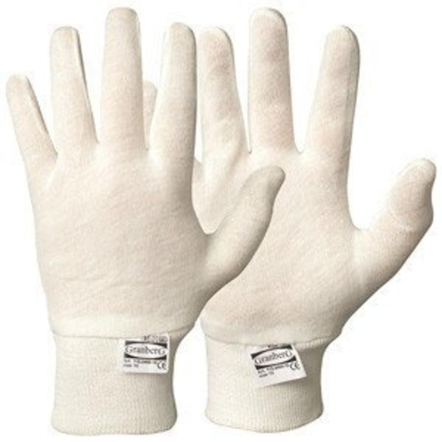 katoenen handschoenen eczeem