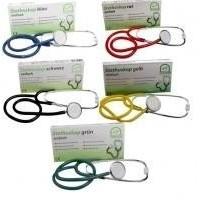 Medi-Inn Stethoscoop BUDGET met enkelzijdige borstplaat en enkelslangs