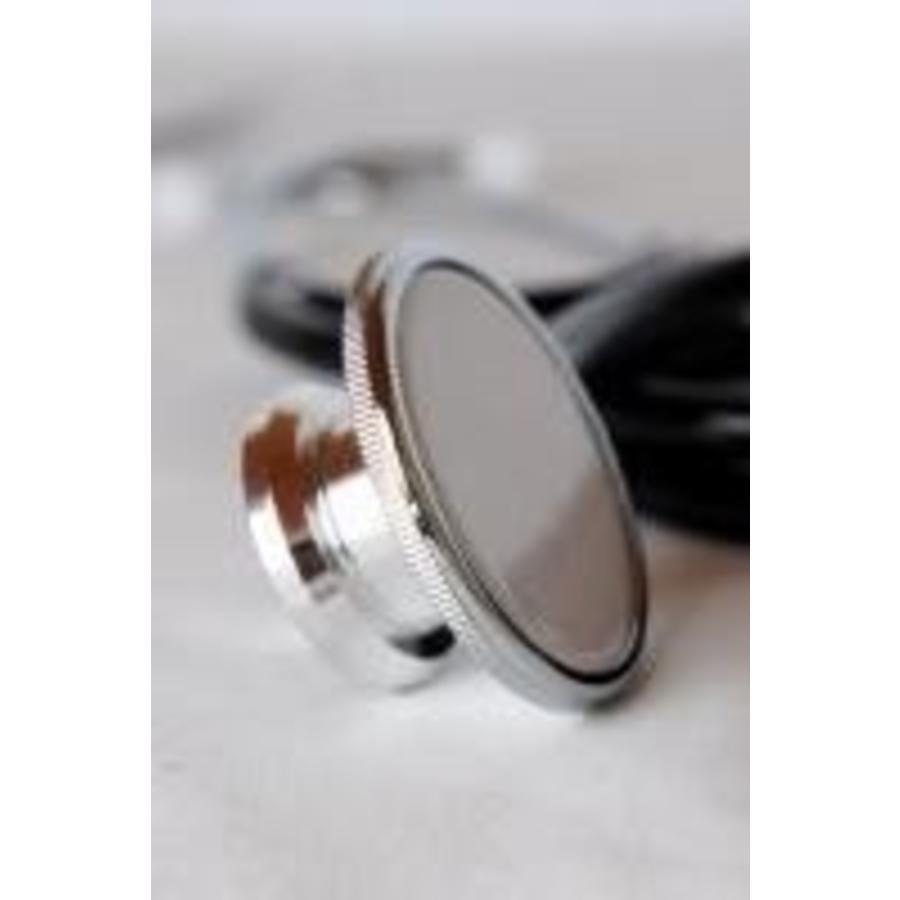 Stethoscoop DUO met dubbel membraam