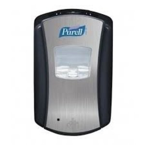 Purell handgel dispenser Touchless ZWART LTX 7