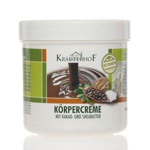Krauterhof Bodycreme Cacao en Sheabutter 250 ml