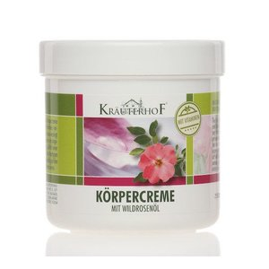 Krauterhof Bodycreme Wilde Rozenolie 250 ml