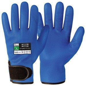 Granberg Nitril warme waterdichte handschoen - fleece gevoerd