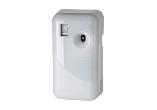 Luchtverfrisser systeem Pearl MicroBurst WIT