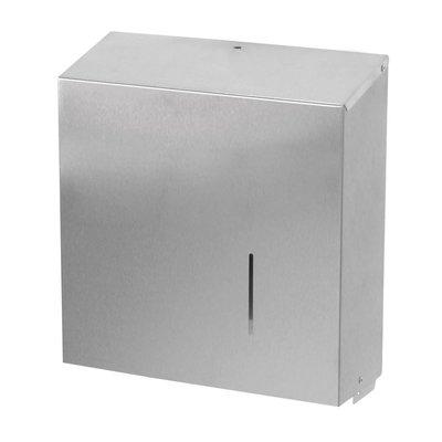 Santral Jumbo toiletrol dispenser MAXI RVS