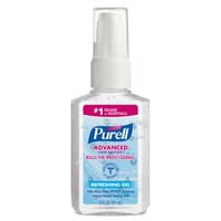 Purell handgel Advanced 60 ml CTGB: 14329N