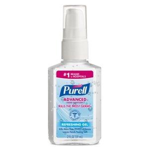 Purell handgel Advanced 60 ml CTGB: 14329N