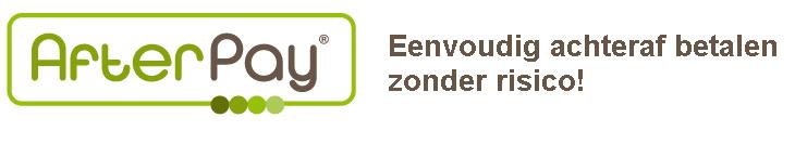 77db8de122 Nu ook In België voor particulieren  achteraf betalen met Afterpay.