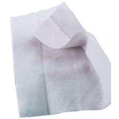 Cocune moisturizing wipes voor gezicht en handen per pak met 64 doekjes