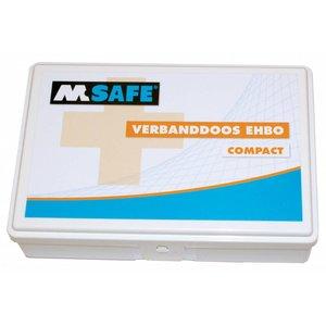 M-Safe EHBO verbanddoos compact voor particulier en onderweg