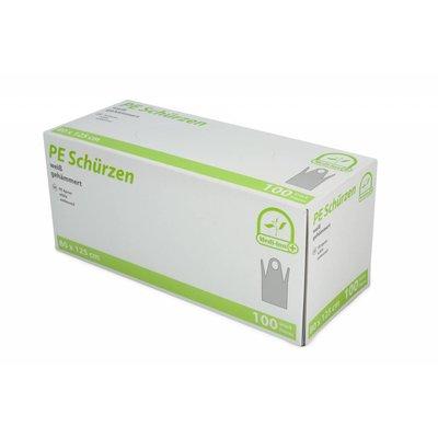 Medi-Inn PE schorten per BOX 80 x 125 cm - 100 stuks