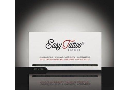 Tattoo pleister op rol 10 mtr x 15 cm - Protect Rolls