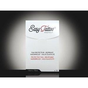 EasyTattoo Tattoo pleisters per 10 sachets - Protect en Hypoallergeen