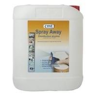 CMT Spray Away desinfectie alcohol 5000 ml