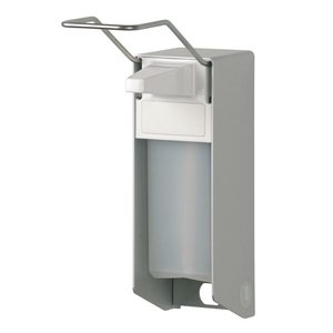 Ophardt Aluminium dispenser 500 ml ELS 26A/25 lange beugel