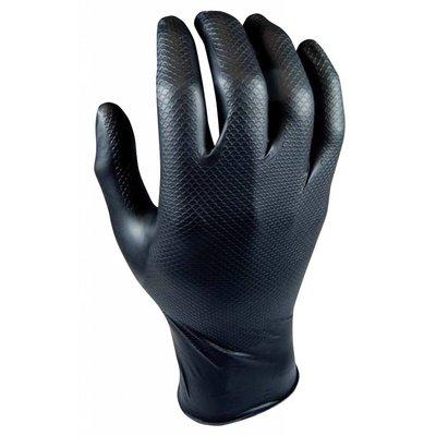 Grippaz 246BK zwart nitril extra dik 500 st