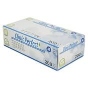 Clinic Perfect 200 Soft Nitril handschoenen hypoallergeen