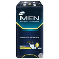 Tena for Men Level 2 Medium - 20 incontinentie inleggers