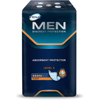 Tena Tena for Men Level 3 Super - 16 incontinentie inleggers
