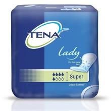 Tena Lady Super  30 incontinentie inleggers dames