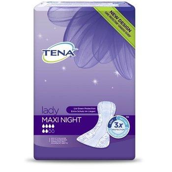 Tena Tena Lady Maxi Night - 12 incontinentieverband
