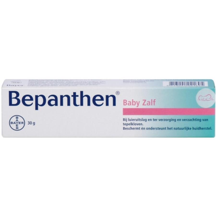 Baby zalf met 5% dexpanthenol - 30 gram tube