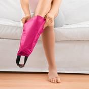 Medi aantrekhulp voor therapeutische elastische kousen met open teen