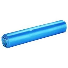 MedicaMarkt blauwe LDPE vuilniszakken 70x110cm T70 - 20 zakken