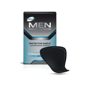 Tena for Men Level 0 Protective Shield Extra Light per 14