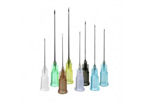 steriele injectienaalden Luer Lock doosje a 100st