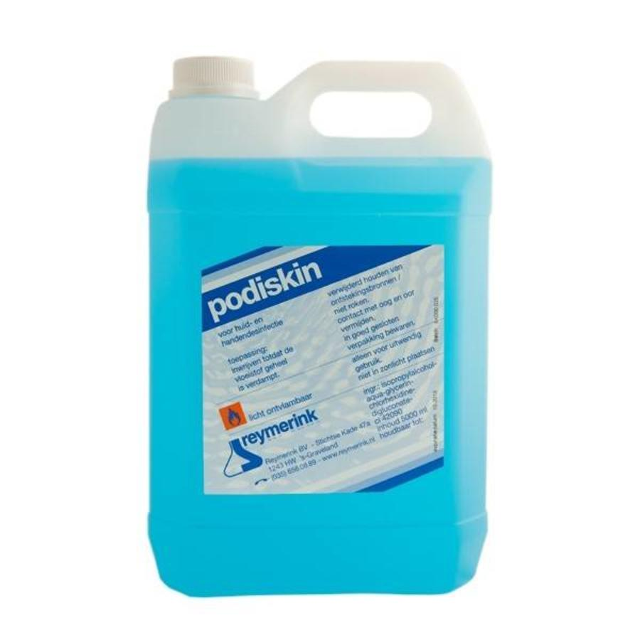 Podiskin huiddesinfectie 5 liter