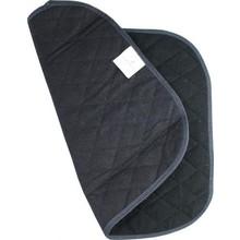 Medi-Inn Stoelbeschermer met antislip zwart ps