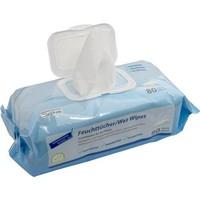 Medi-Inn Vochtige doekjes huidvriendelijk per pak - 80 doekjes