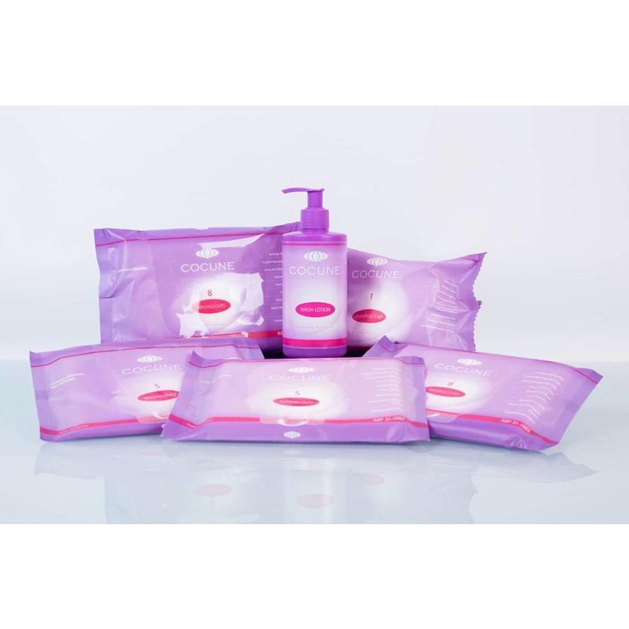 vochtige washandjes (8) geparfumeerd