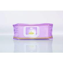 Cocune moisturizing wipes voor gezicht en handen per 64 doekjes