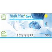 Medi-Inn High Risk Nitril extra lang blauw 50 st.