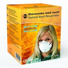 Granberg Stofmasker Ventiel FFP2 doosje 10st