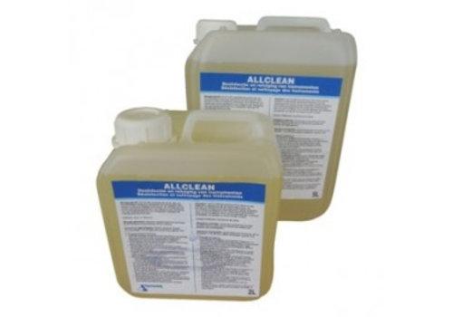 AllClean reiniging en ontsmetting 2 liter