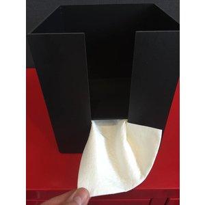 MedicaMarkt Soft Compact dispenser voor papieren doekjes